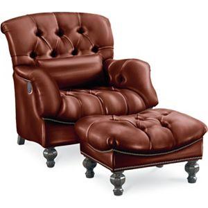 Ernest Hemingway® Walden Press Back Chair (Motorized)