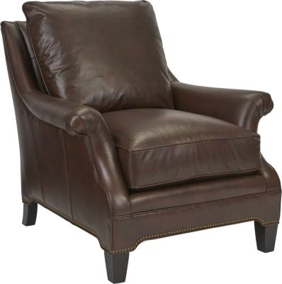 brady chair leather
