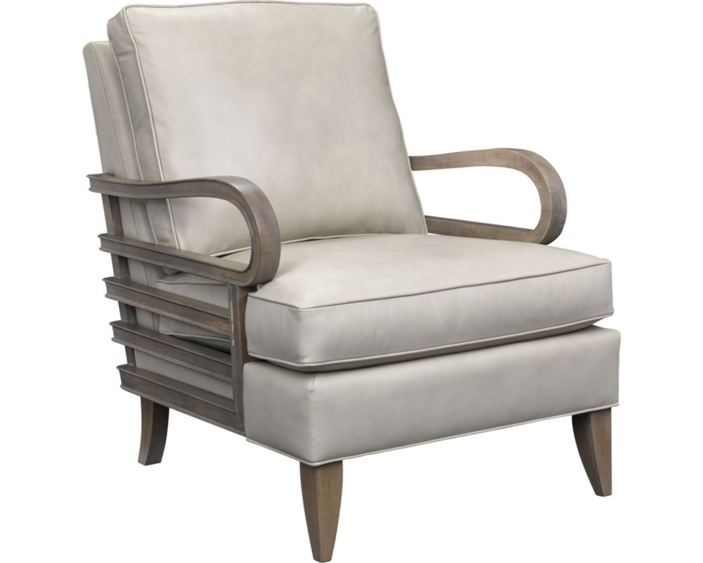 Anthony Baratta Kirk Chair (Leather) - Living Room ...