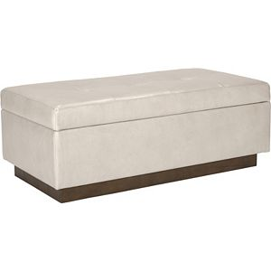 Anthony Baratta Neal Rectangular Storage Ottoman