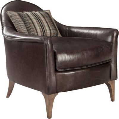 ed ellen degeneres sidlee chair leather