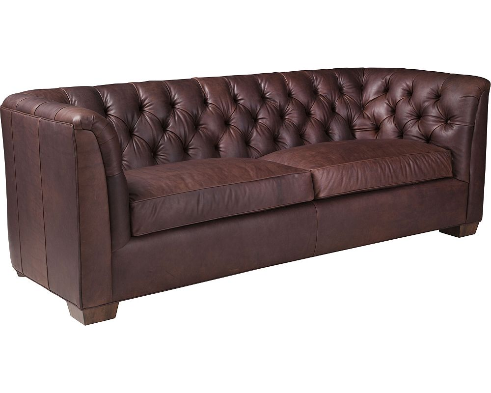 ED™ Ellen DeGeneres Whitecliff Sofa (Leather)