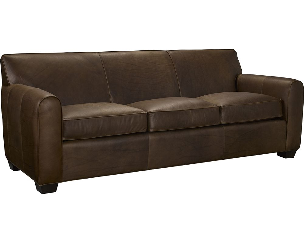 Thomasville leather sofa thomasville leather choices for Furniture couches sofas
