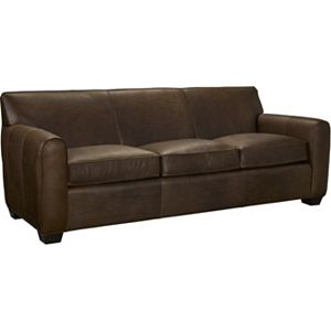 Ernest HemingwayR Spender Sofa Leather