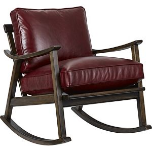 Ernest Hemingway® Salvador Rocker (Leather)