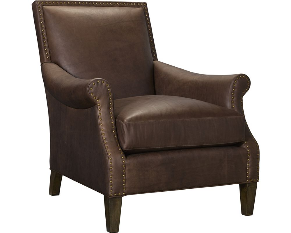 Ernest Hemingway® Maximo Chair (Leather)
