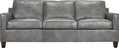 Dearborn Sofa (Leather)