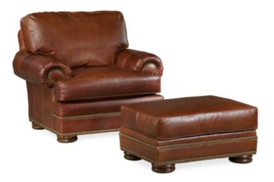 Charmant Ashby Chair (Leather)
