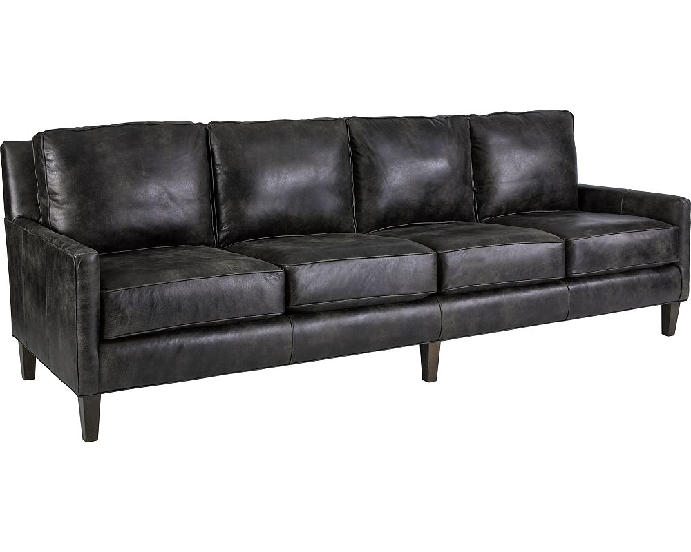 Highlife 4 Seat Sofa Leather Thomasville Furniture