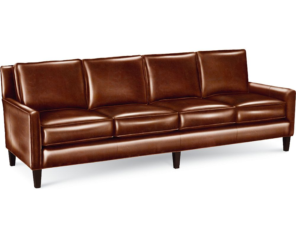4 seat leather sofa thesofa for Leather sofa 7 seater