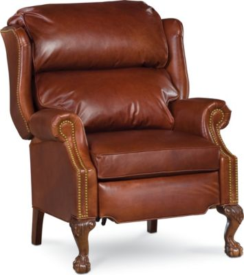 claire recliner leather