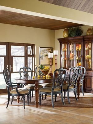 oval dining table dining room furniture thomasville thomasville furniture dining room trend home design and