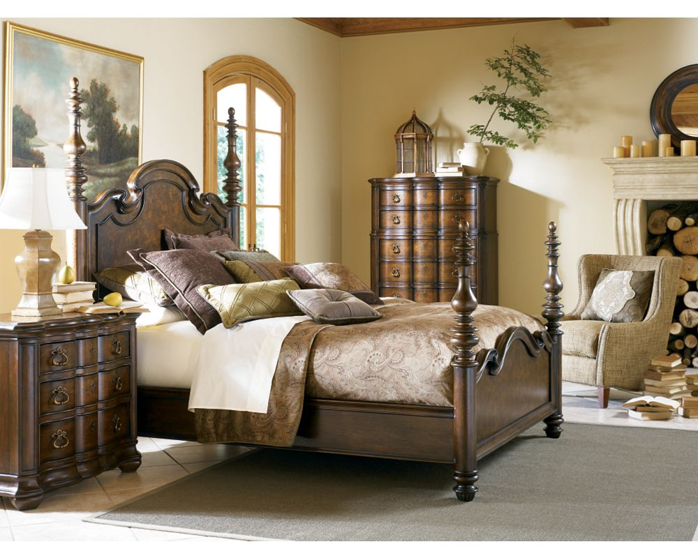 Lucca night stand bedroom furniture thomasville furniture - Thomasville bedroom furniture ...