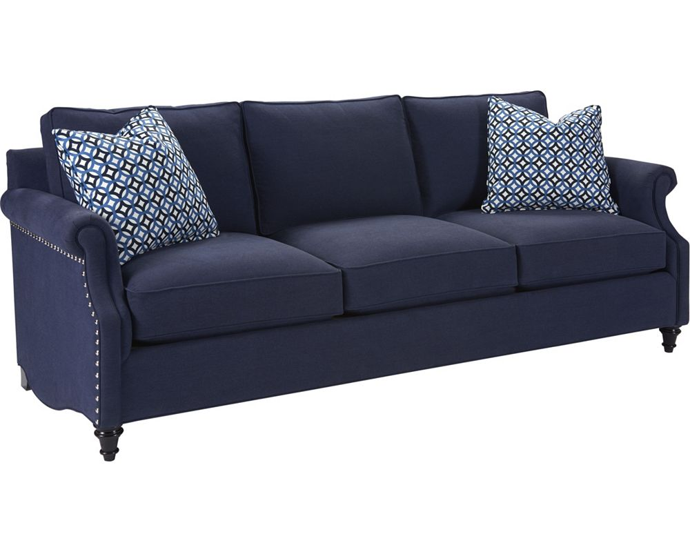 Ancil sofa custom thomasville furniture Couches and loveseats