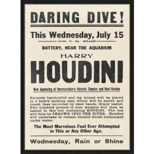 Houdini's Drive
