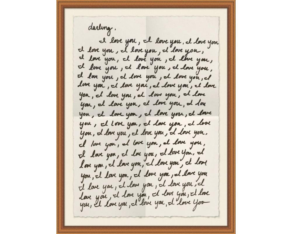 Darling, I Love You