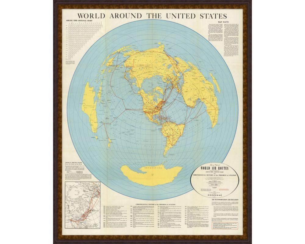 World Around the US