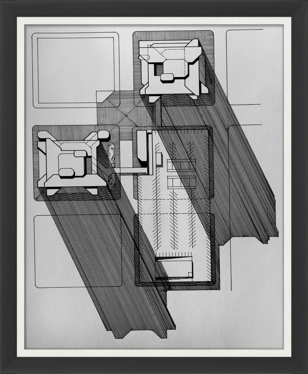 Aerial Architectural Plans 1