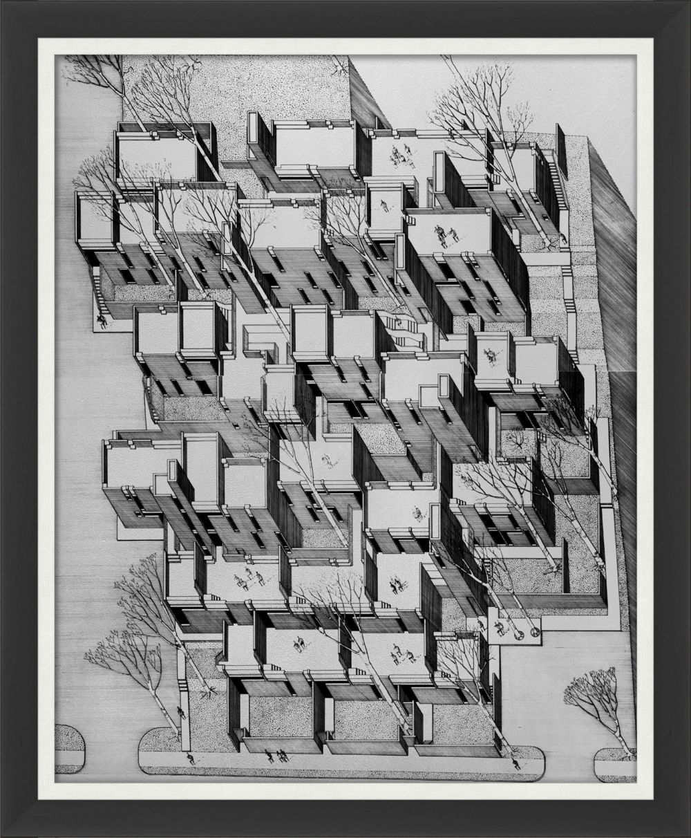 Aerial Architectural Plans 2