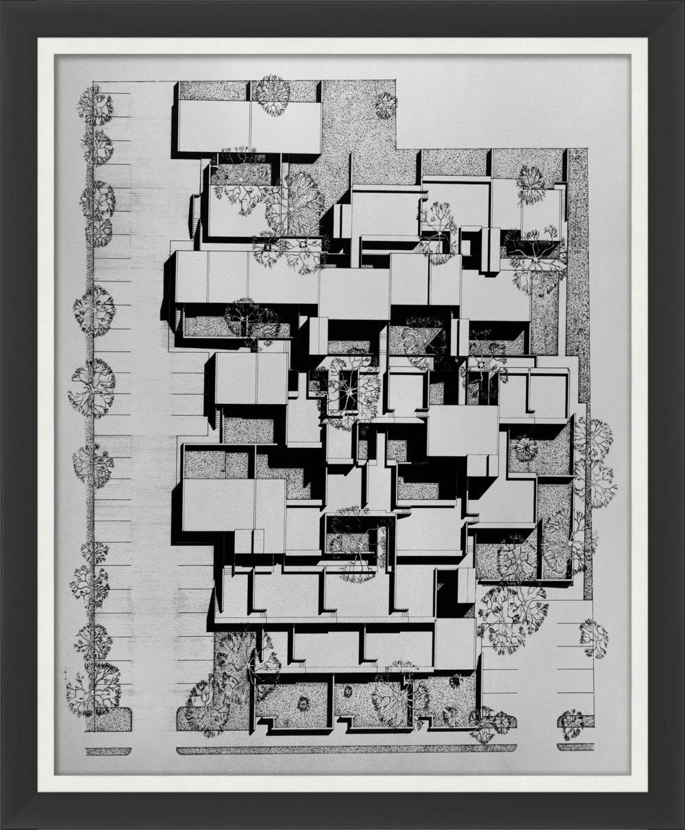 Aerial Architectural Plans 3