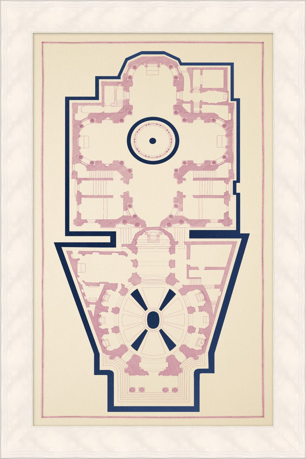 Cathedral Plan 2