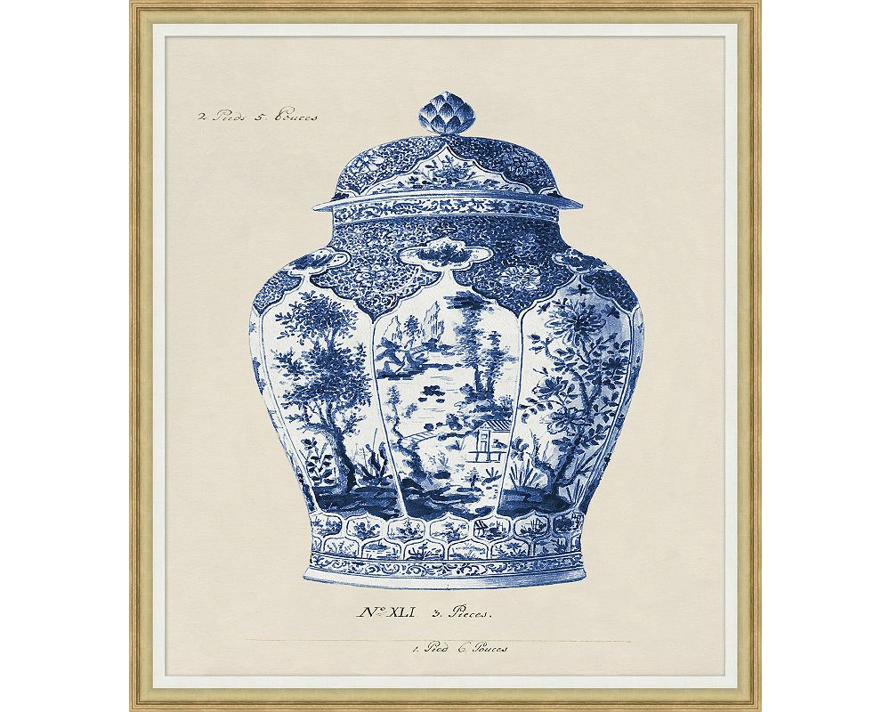 Porcelain Vase 2