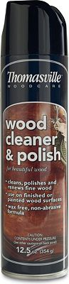 Wood Cleaner and Polish